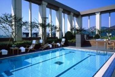 Hotel Somerset Palace: Außenschwimmbad SEOUL