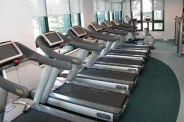 Hotel Somerset Palace: Fitnesscenter SEOUL