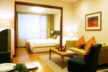Hotel Somerset Palace: Schlafzimmer SEOUL