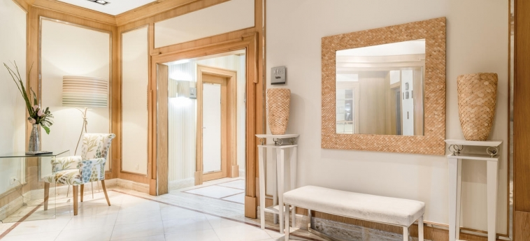 Sesimbra Hotel & Spa: Detalle SESIMBRA