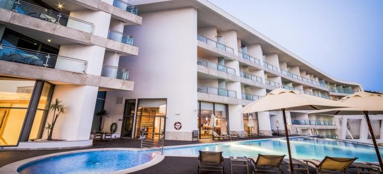 Sesimbra Hotel & Spa: Jacuzzi SESIMBRA