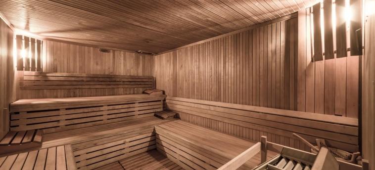 Sesimbra Hotel & Spa: Sauna SESIMBRA