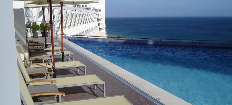 Sesimbra Hotel & Spa: Solarium SESIMBRA