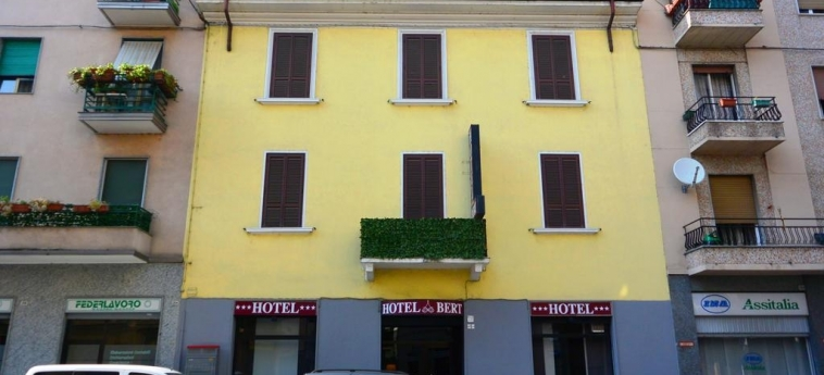 Hotel Bert: Exterior SESTO SAN GIOVANNI - MILANO