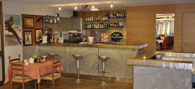 Hotel Sud-Ovest: Bar SESTRIERE - TORINO