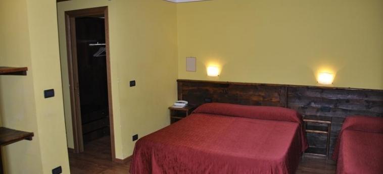Hotel Sud-Ovest: Innen SESTRIERE - TORINO