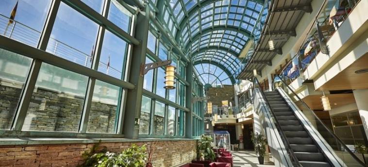 Hotel Villaggio Olimpico Sestriere: Innen SESTRIERE - TORINO