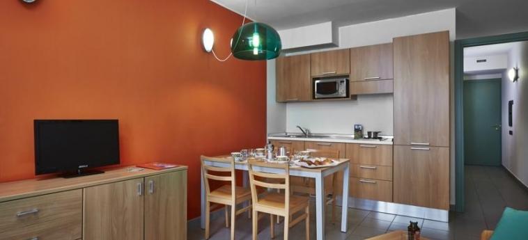 Hotel Villaggio Olimpico Sestriere: Küche SESTRIERE - TORINO