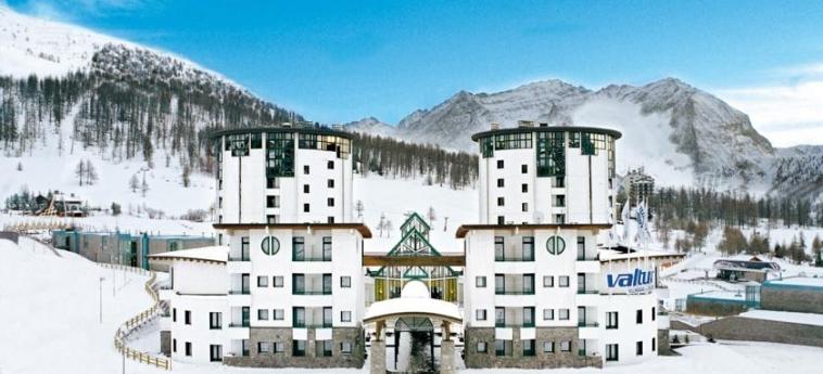 Hotel Uappala Sestriere: Außen SESTRIERE - TORINO
