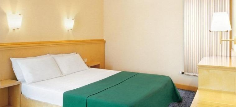 Hotel Uappala Sestriere: Schlafzimmer SESTRIERE - TORINO