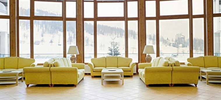 Hotel Uappala Sestriere: Lounge SESTRIERE - TORINO
