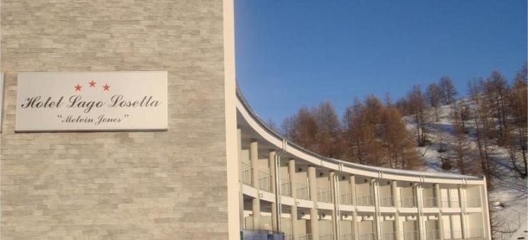 Hotel Lago Losetta: Dettaglio SESTRIERE - TORINO