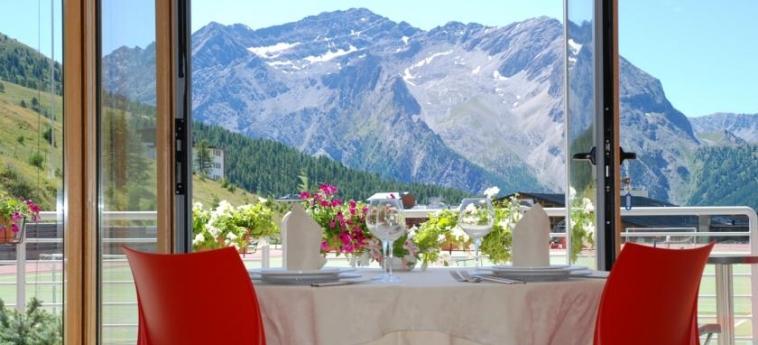 Hotel Lago Losetta: Restaurant SESTRIERE - TORINO