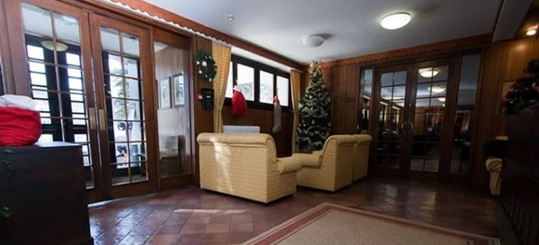Hotel I Cavalieri: Reception SESTRIERE - TORINO