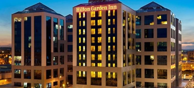 Hotel Hilton Garden Inn Sevilla: Exterior SEVILLA