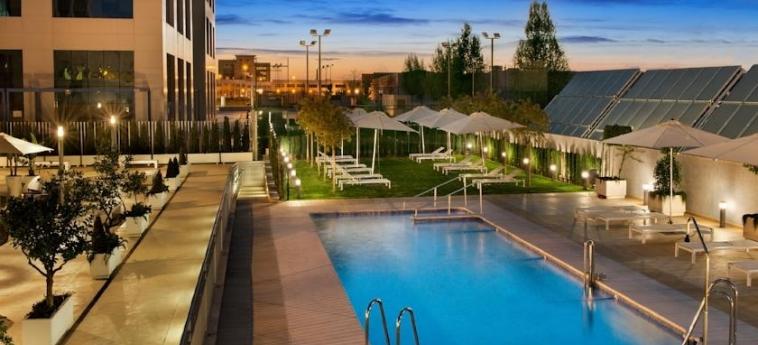 Hotel Hilton Garden Inn Sevilla: Solarium SEVILLA