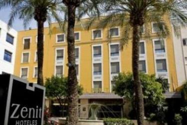 Hotel Zenit Sevilla: Exterior SEVILLA