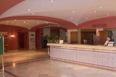 Hotel Zenit Sevilla: Hall SEVILLA