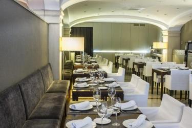 Hotel Zenit Sevilla: Restaurant SEVILLA