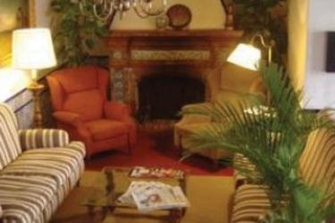 Hotel Hacienda San Ignacio: Lobby SEVILLA