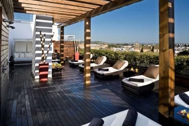 Hotel Gran Melia Colon: Amenidad de la propiedad  SEVILLA