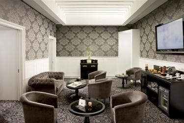 Hotel Gran Melia Colon: Bar SEVILLA