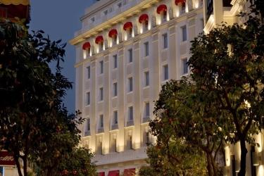 Hotel Gran Melia Colon: Exterior SEVILLA