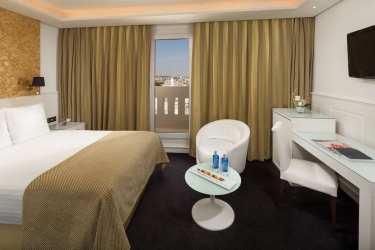 Hotel Gran Melia Colon: Habitación de huéspedes SEVILLA