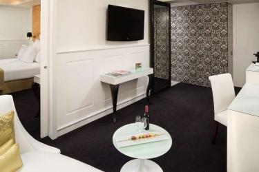 Hotel Gran Melia Colon: Habitacion Suite SEVILLA