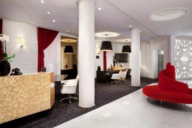 Hotel Gran Melia Colon: Lobby SEVILLA