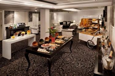 Hotel Gran Melia Colon: Restaurante SEVILLA