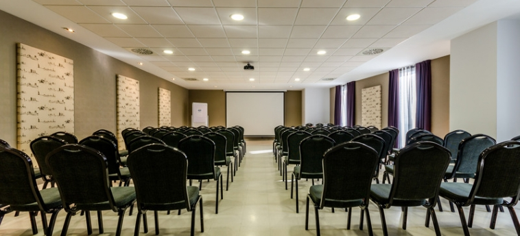 Hotel Yit Vía Sevilla Mairena: Konferenzraum SEVILLA
