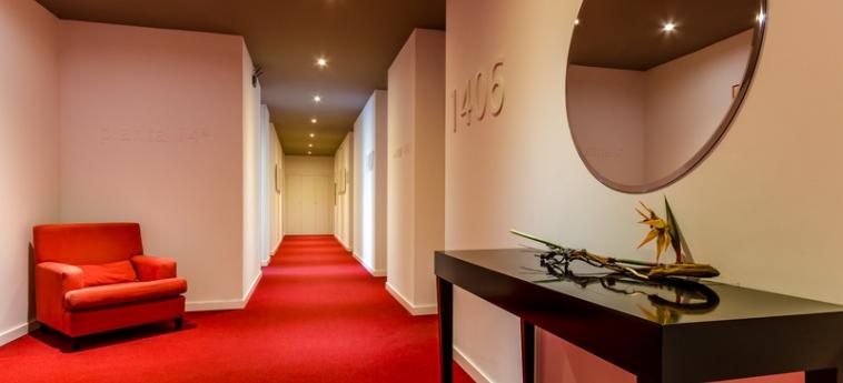 Hotel Yit Vía Sevilla Mairena: Lobby SEVILLA