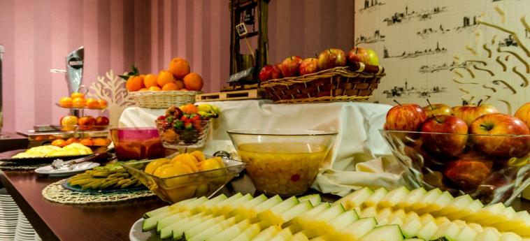 Hotel Yit Vía Sevilla Mairena: Restaurant SEVILLA