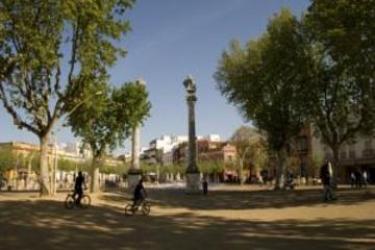 Hostel One Sevilla Alameda: Lobby SEVILLE