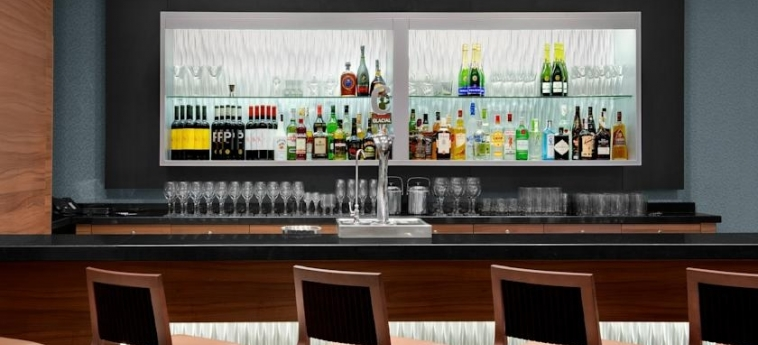 Hotel Hilton Garden Inn Sevilla: Bar SEVILLE