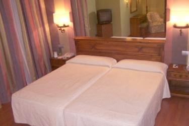 Hotel Zenit Sevilla: Bedroom SEVILLE