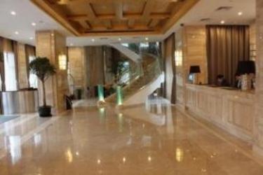 Hotel Xuhui International Executive Suites Shanghai: Hotelhalle SHANGHAI