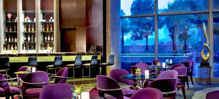 Grand Kempinski Hotel Shanghai: Bar SHANGHAI