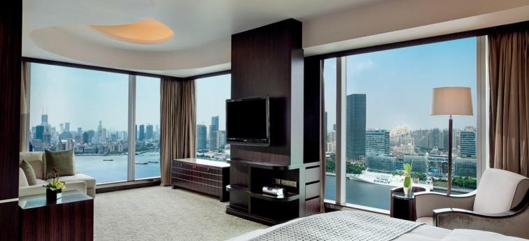 Grand Kempinski Hotel Shanghai: Bedroom SHANGHAI
