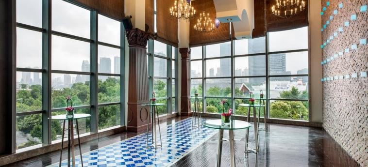 Grand Kempinski Hotel Shanghai: Dettagli Strutturali SHANGHAI