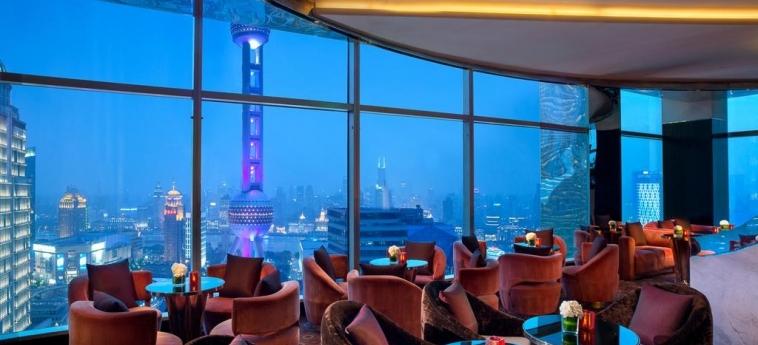 Grand Kempinski Hotel Shanghai: Lounge SHANGHAI