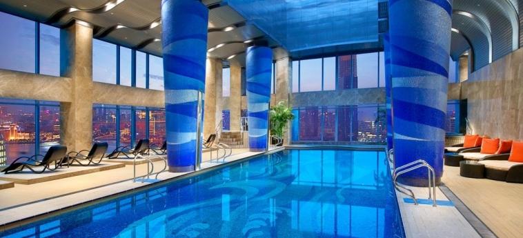 Grand Kempinski Hotel Shanghai: Pool SHANGHAI