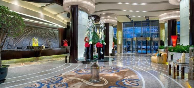 Grand Kempinski Hotel Shanghai: Reception SHANGHAI