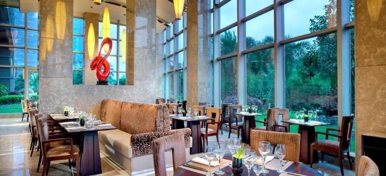 Grand Kempinski Hotel Shanghai: Restaurant SHANGHAI