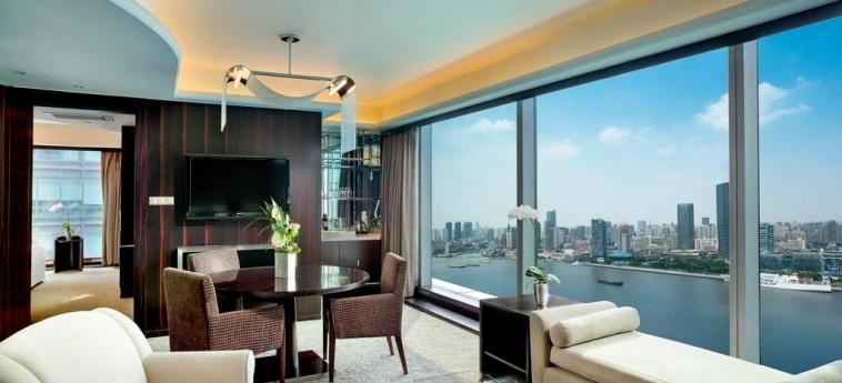 Grand Kempinski Hotel Shanghai: Room - Double SHANGHAI