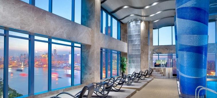 Grand Kempinski Hotel Shanghai: Solarium SHANGHAI