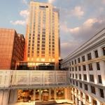 RADISSON BLU HOTEL SHANGHAI HONG QUAN 5 Etoiles