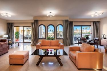 Hotel The Cleopatra Luxury Resort Collection: Wohnbereich SHARM EL SHEIKH