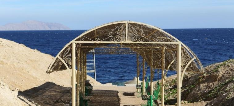 Hotel Club Reef Village: Roof Garden SHARM EL SHEIKH